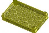 Пластмасова каса AC06